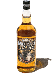 Governor's Reserve Gold Rum 1L
